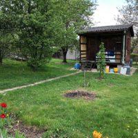 Nabízíme k pronájmu  pozemek s chatkou v Plzni