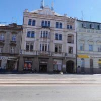Pronájem kanceláře v Plzni, Klatovská tř.