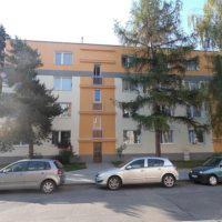 Pronájem částečně zrekonstruovaného bytu 1+1 v Plzni na Doubravce