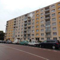 Pronájem částečně zařízeného bytu 0+1 v Plzni na Skvrňanech
