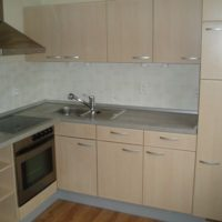 Pronájem zrekonstruovaného cihlového bytu 1+1 v Plzni na Slovanech