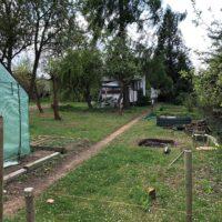 Nabízíme k pronájmu chatu s pozemkem v Plzni