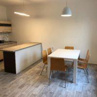 Pronájem zrekonstruovaného  cihlového  bytu 2+kk  v Plzni na Doubravce