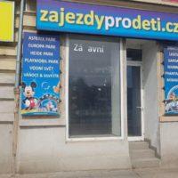 Pronájem obchodních prostor v širším centru Plzně